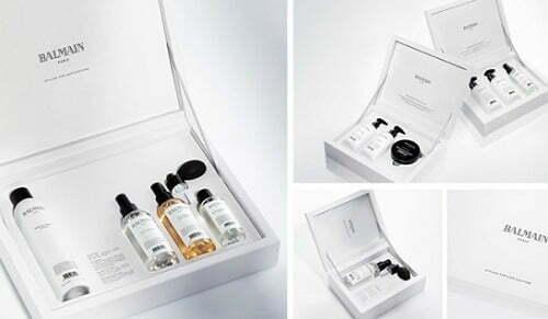 SOLE - Balmain Hair Couture gift sets