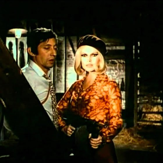 Serge Gainsbourg- Bonnie and Clyde