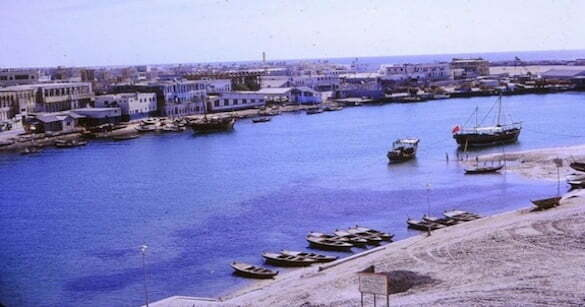 © travelsandobservations Dubai, 1965.