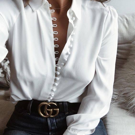 cămașa albă