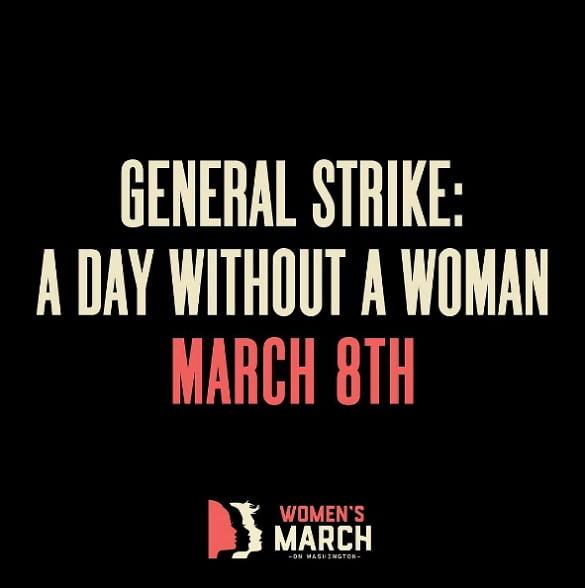 greva femei 8 martie sua