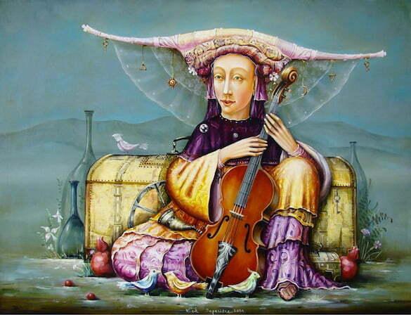 nick-japaridze- Femeie cu violoncel