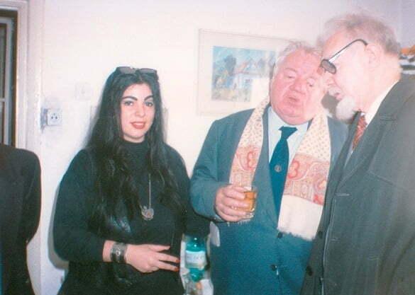 Angela Baciu, Fanus Neagu, Paul Paltanea