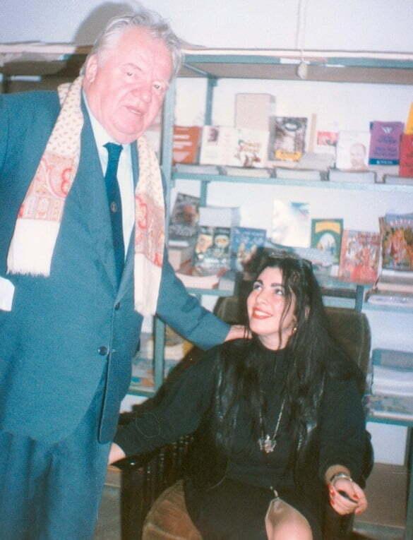 Angela Baciu si Fanus Neagu