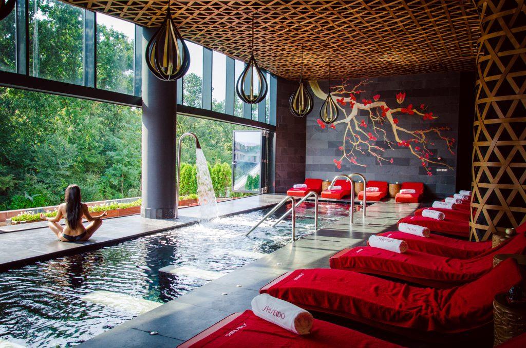 Shiseido Spa Vitality Pool