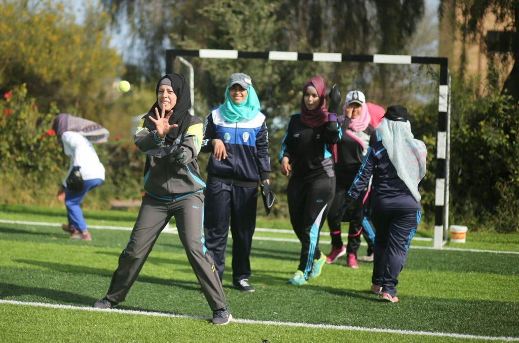 femei palestiniene