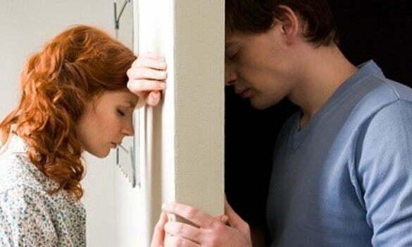 cuplu cearta suferinta