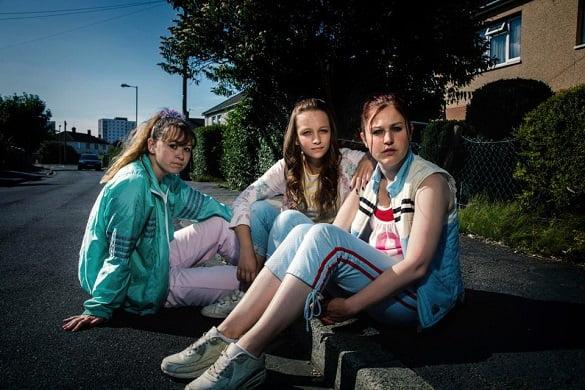 trei fete