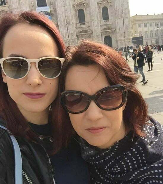 Diana Brîndescu Eu si fiica mea Laura (43 18)