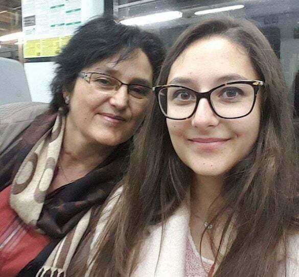 Gabriela Maican, 50 cu 23. Mai am un băiat de 29