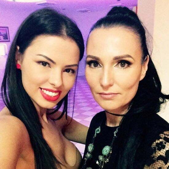 Rostovtev Doina 50 de ani iar fiica mea 25