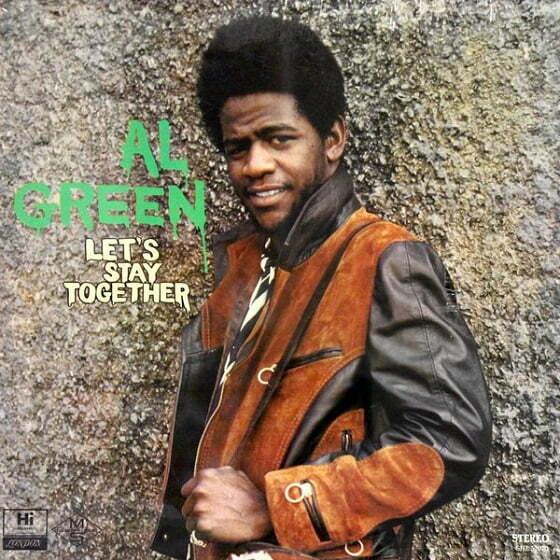 Al Green-Lets Stay Together