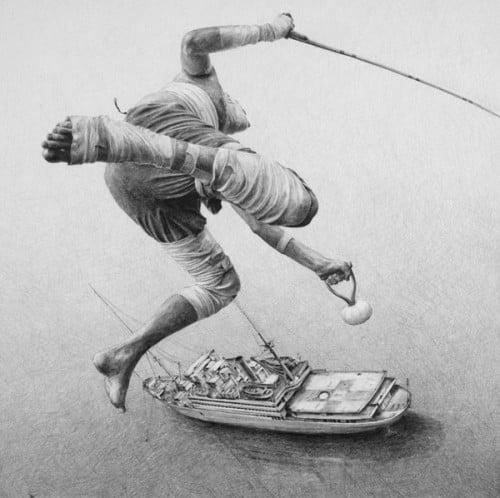 barbat barca
