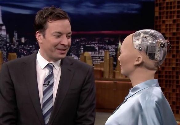 Jimmy Fallon și Sophia
