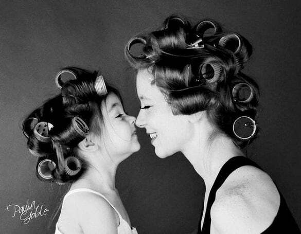 mama fiica