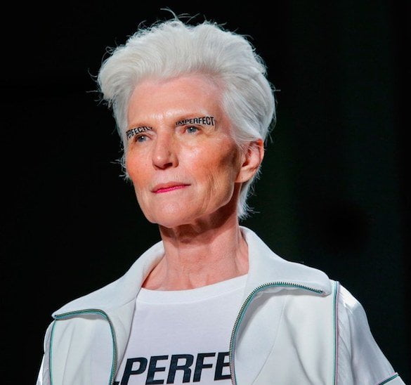 maye musk getty images