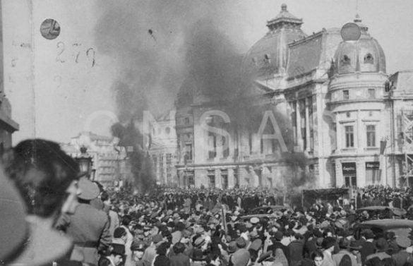miting 8 noiembrie 1945