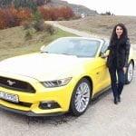 Mustang 2 ELENA LUCHIAN miss auto