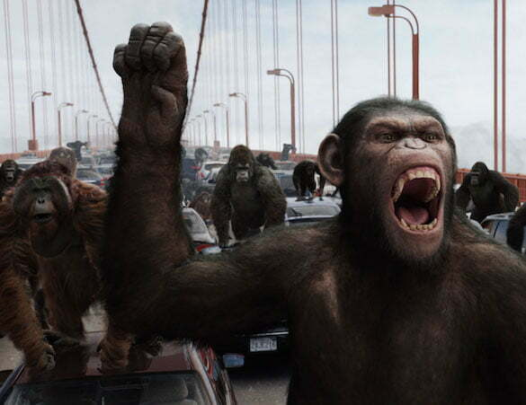 planeta maimuțelor