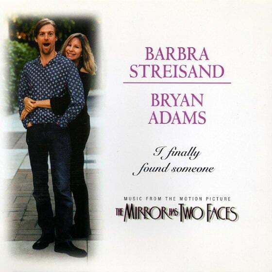 Bryan Adams and Barbra Streisand - I Finally Found Someone