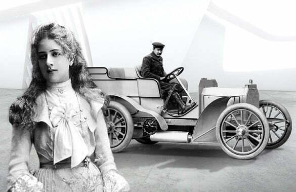 Domnisoara Mercedes