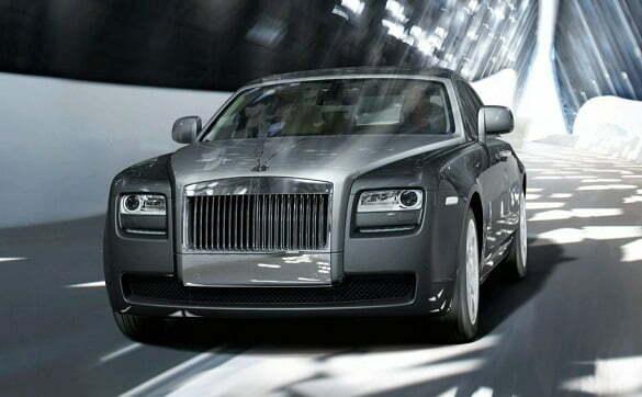 Gisele Rolls Royce Phantom