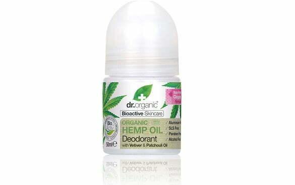 Hemp-Deodorant