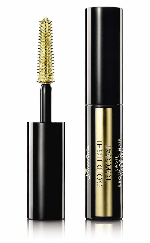 MASCARA GOLD LIGHT TOP COAT NOEL 2017