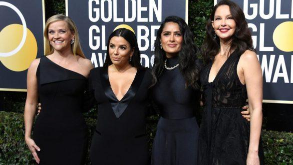 Reese Witherspoon, Eva Longoria, Salma Hayek, and Ashley Judd Photo- Getty Images