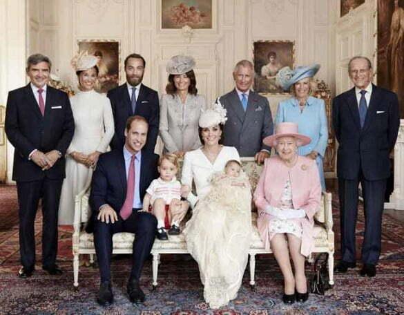 familia regala britanica2