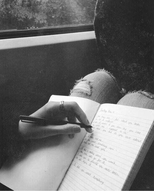 jurnal femeie scris