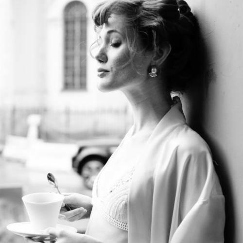 cafea femeie