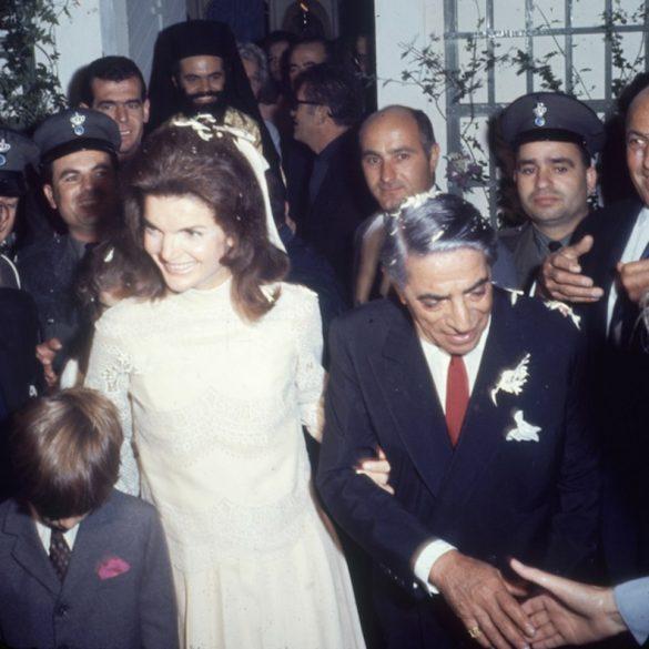 nuntă onassis