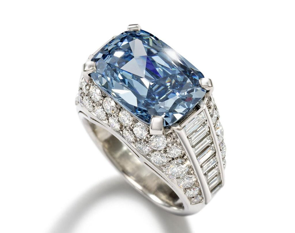 Blue Diamond Bonhams
