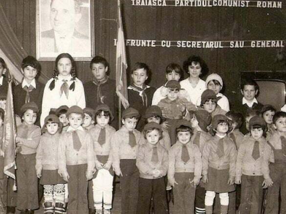 copii comunism