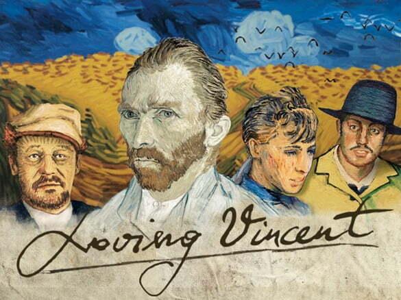 1- Loving Vincent