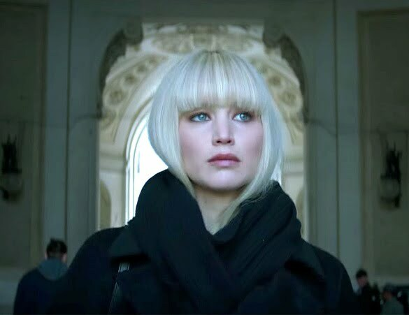 5 - Red Sparrow
