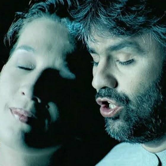 Andrea Bocelli, Dulce Pontes