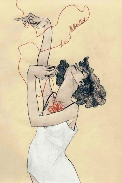 La libertad -Egon Schiele