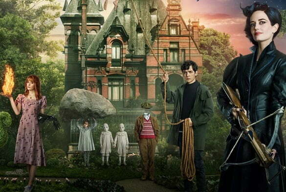 3 - Miss Peregrine's Home for Peculiar Children