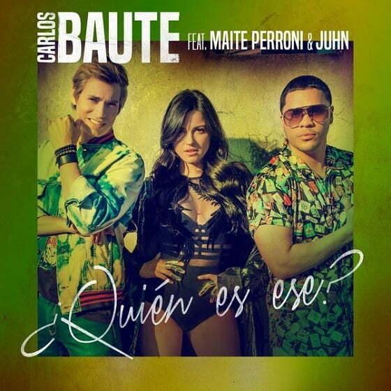 Carlos Baute feat. Maite Perroni Juhn - quién es ese