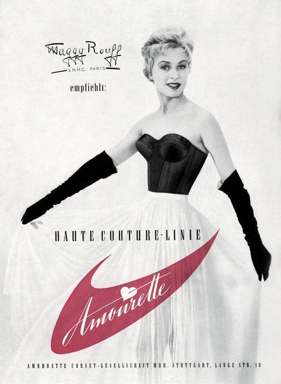 triumph amourette Maggy Rouff Paris