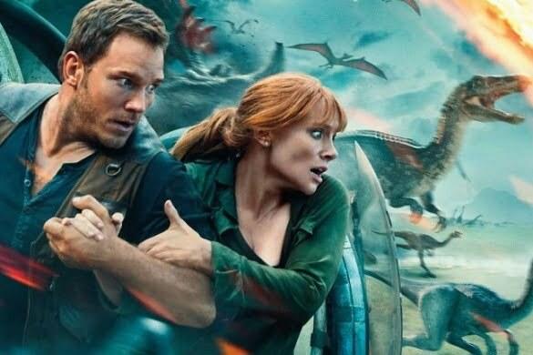 2 - Jurassic World Fallen Kingdom