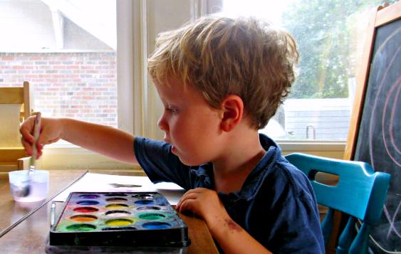 copil pictura