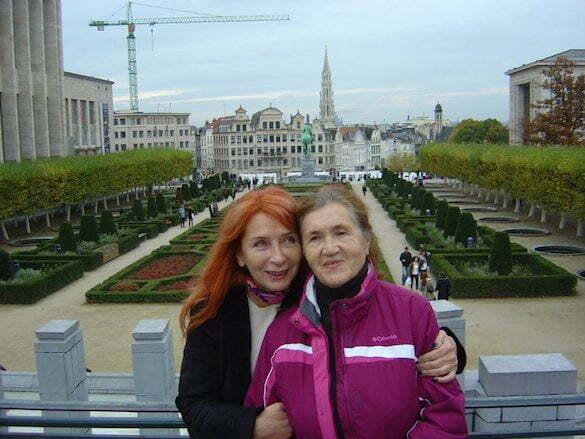 eu cu mama 2