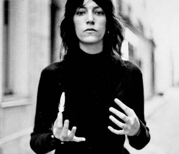 patti smith paris 1969
