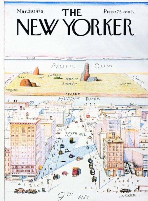 copertă New Yorker