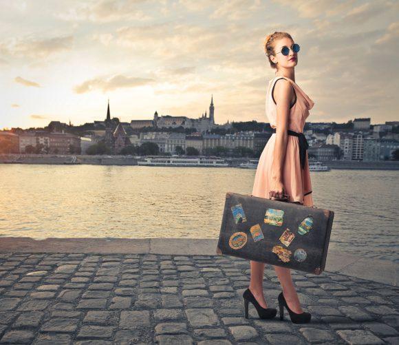 bagaje femeie