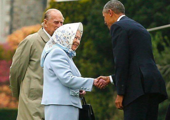 queen obama