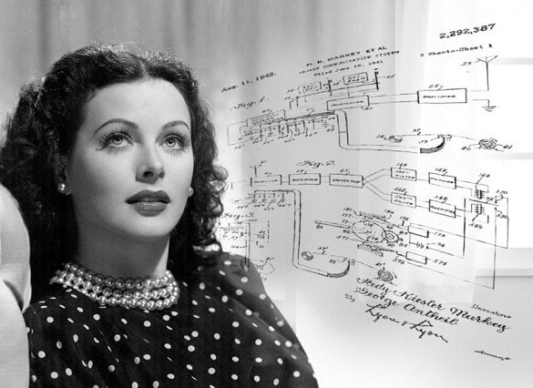 2 -Bombshell The Hedy Lamarr Story